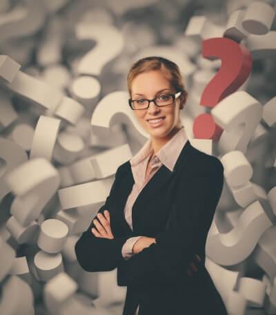 Женщина - физическое лицо-предприниматель или частное предприятие