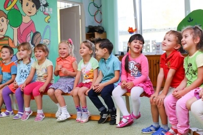 Детский сад можно сделать встроенным