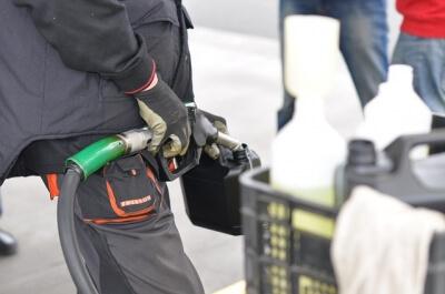 оптовая торговля топливом через колонку