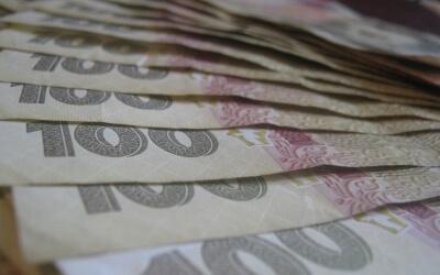 Заработная плата может выплачиваться наличными, если сумма превышает 50 000 грн